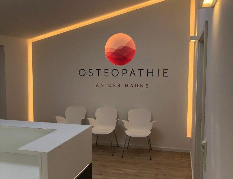 Wartebereich Osteopathie